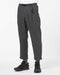 Gramicci Wool Blend Tuck Tapered Pants (Heather Charcoal)