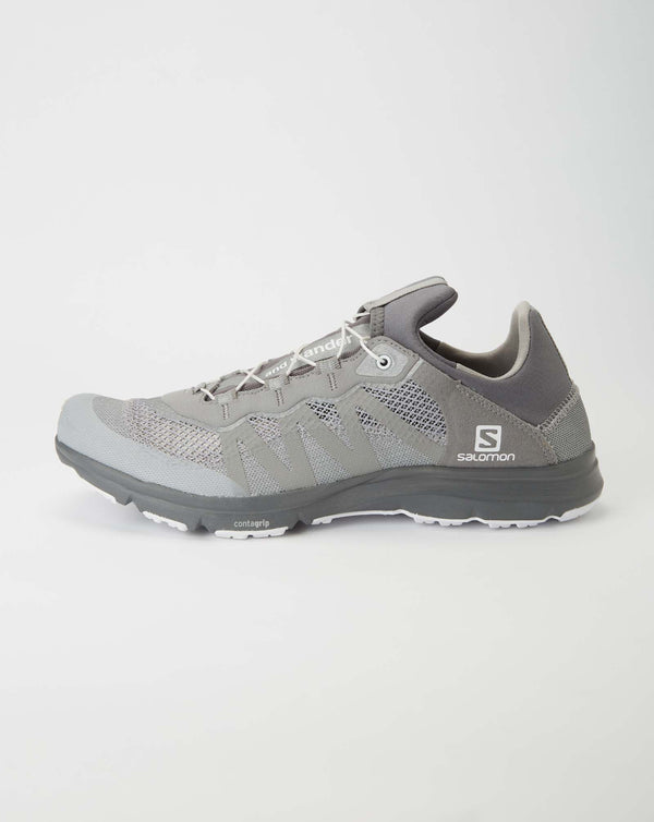 and Wander x Salomon Amphib Bold (Quiet Shade/ Frost Gray/ Lunar Rock)