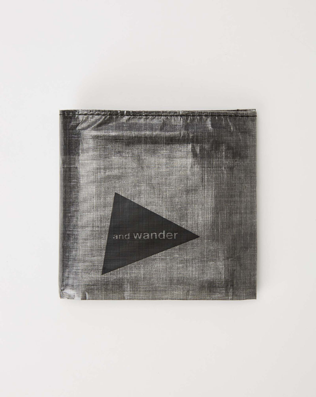 and Wander Cuben Fibre Wallet (Charcoal)