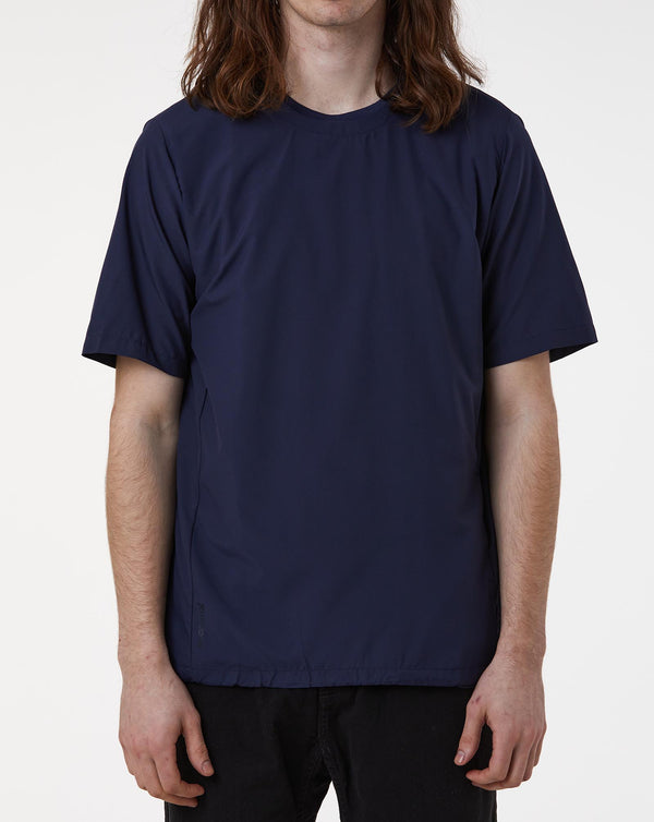 Houdini M's Weather Tee (Bucket Blue)