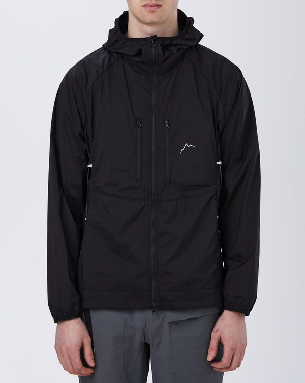 CAYL Light Wind Jacket (Black)