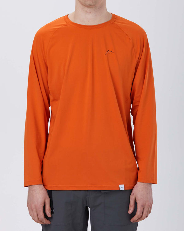 CAYL Logo Long Sleeve (Orange)