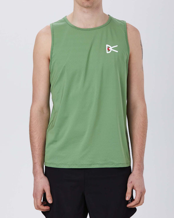 District Vision Air-Wear Singlet (Woods)