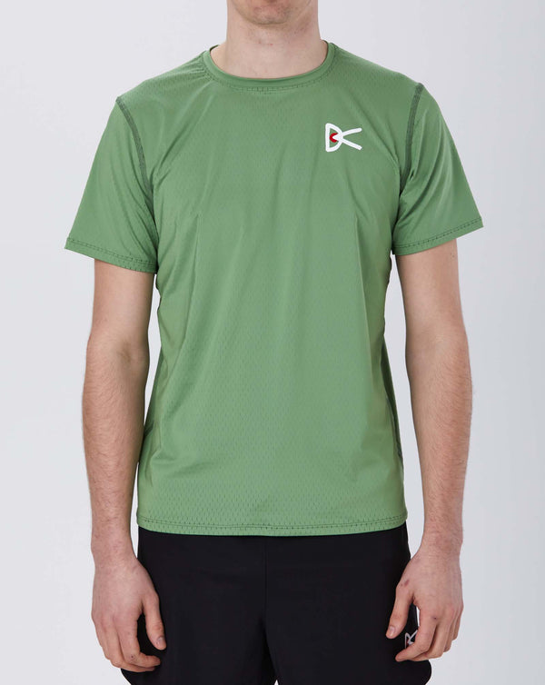 District Vision Air-Wear Tee (Woods)