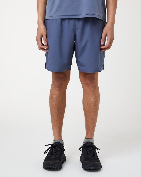 Goldwin Breeze Shorts with Mesh Liner (Graphite Navy)