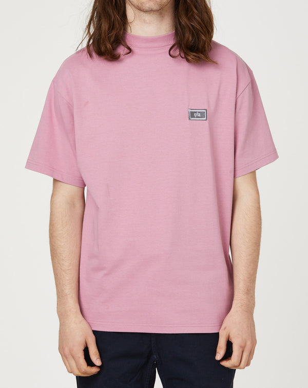 FCE ShelTech Sticker Big Tee (Pink)
