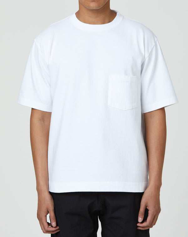Snow Peak Heavy Cotton T-shirt (White)
