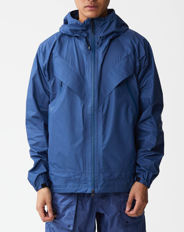 Goldwin Gore-Tex Spur Mountain Jacket (Dark Blue)