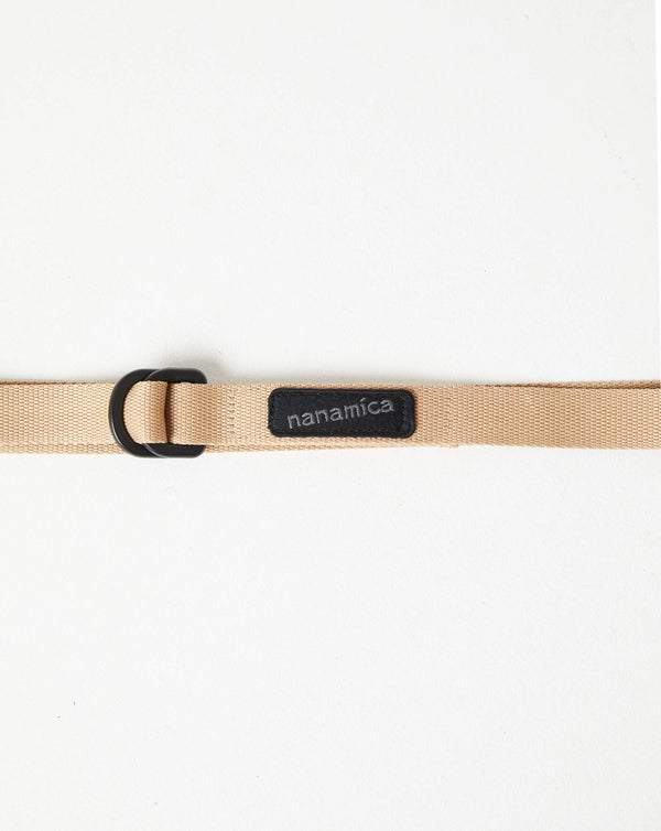 Nanamica Nanamican Tech Belt (Beige)