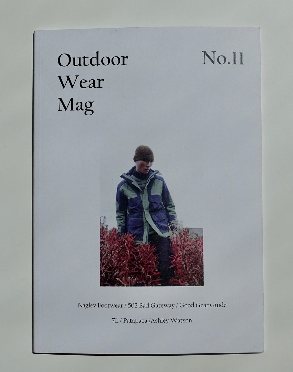 Outdoor Wear Mag Issue 11