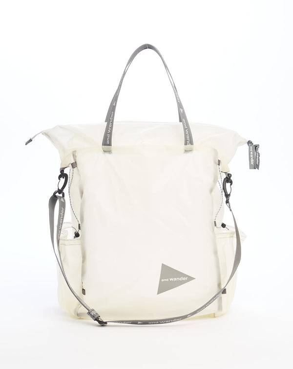 and Wander Sil Tote Bag (Off White)