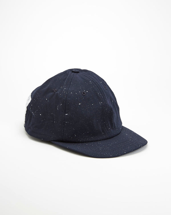 Satisfy Dynamic Running Hat (Navy Splattered)