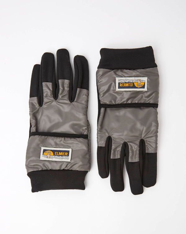 Elmer EM302 Hooded Conductive Glove (Charcoal/Black)