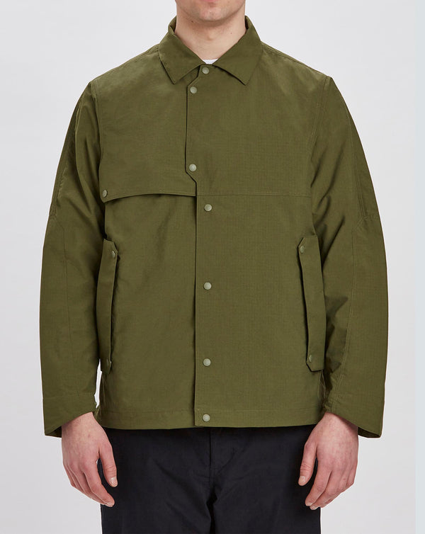 Goldwin Coach Jacket (Olive)