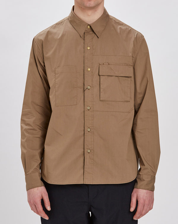 Goldwin Traveller Shirt (Coyote)