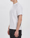 Goldwin Dry Crew Neck Short Sleeves (White)