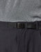 Goldwin One Tuck Tapered Stretch Trousers (Black)