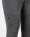 Goldwin Wool Grid Leggings (Heather Gray)