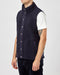Gramicci Boa Fleece Vest (Navy)