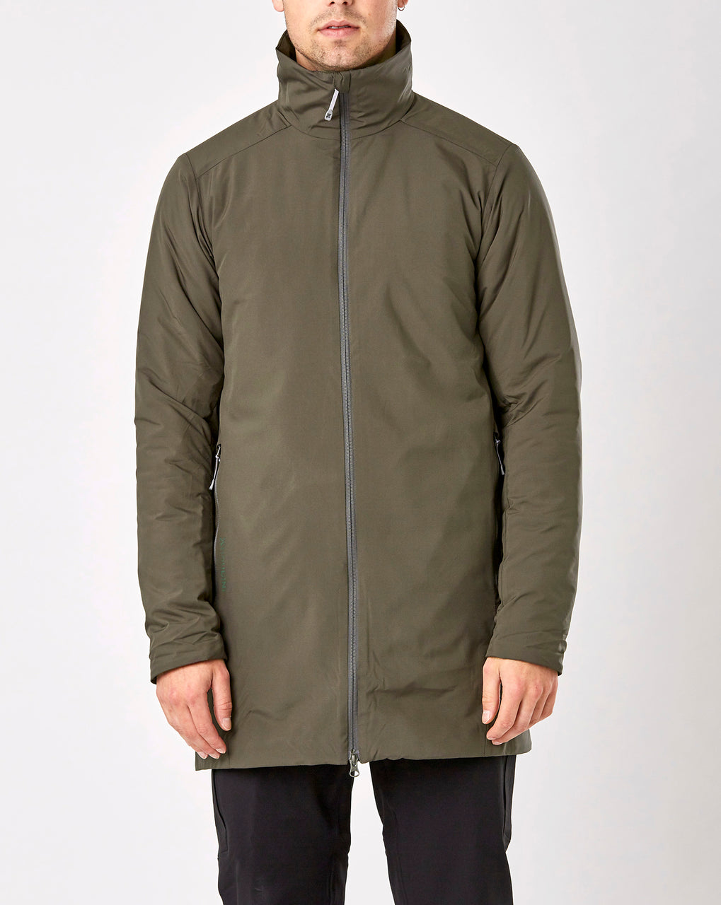 Houdini Add-in Jacket (Baremark Green)