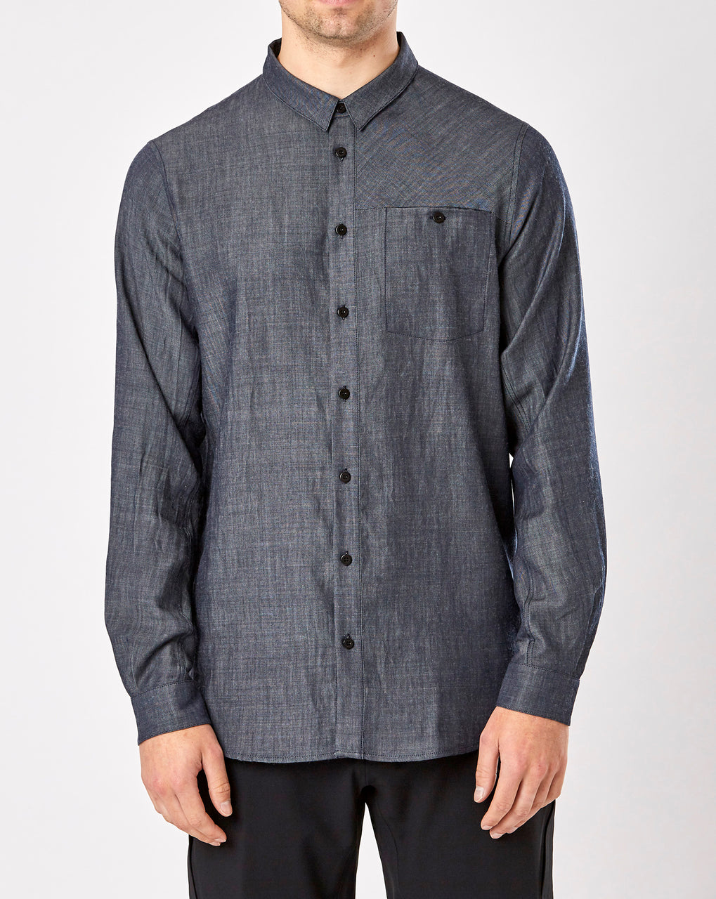 Houdini Out And About Shirt (Blue Illusion)