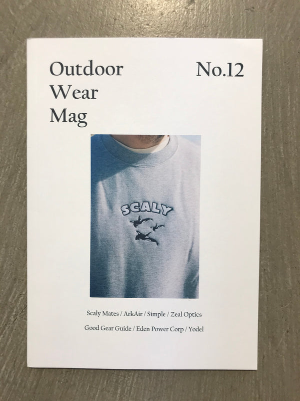Outdoor Wear Mag Issue 12
