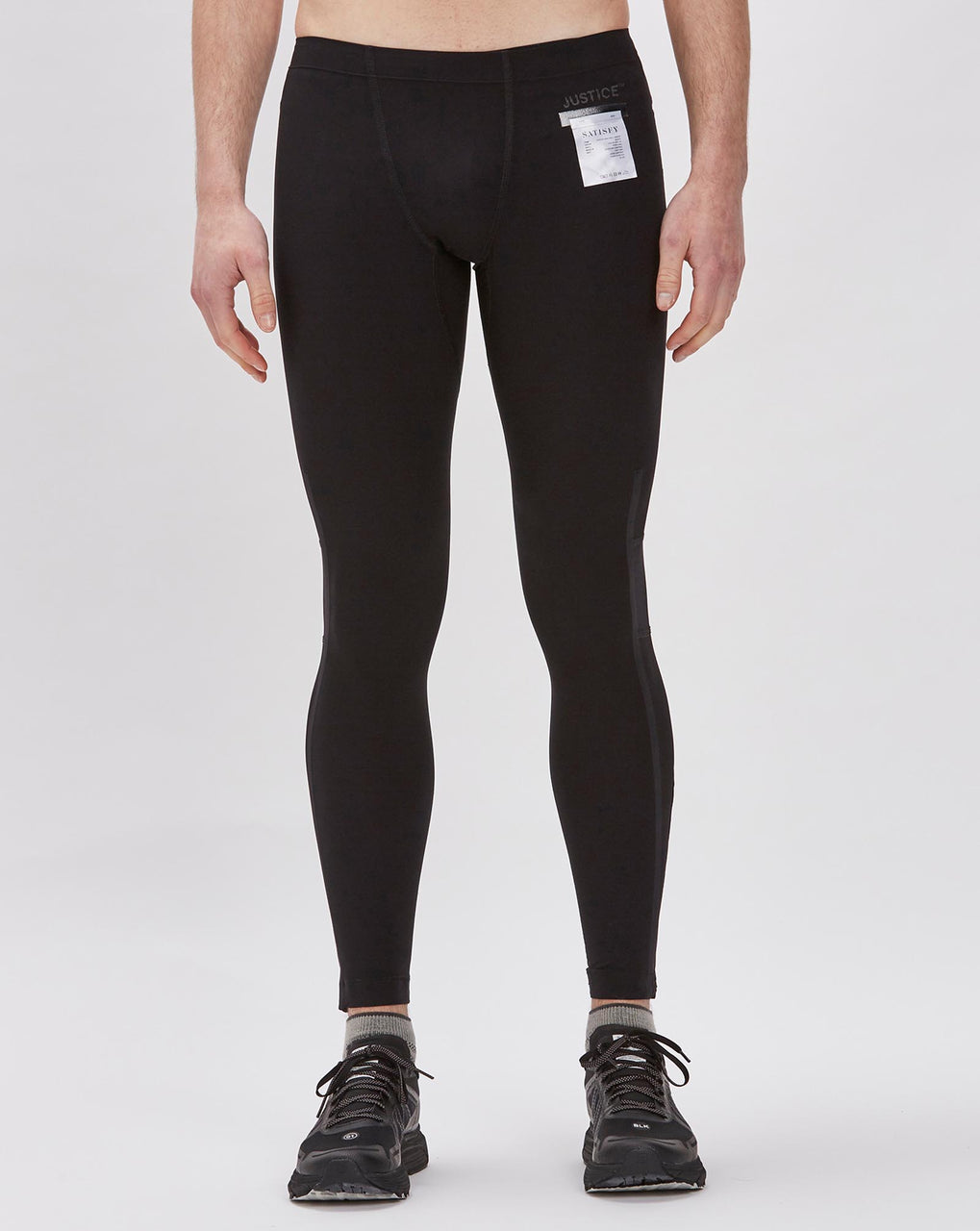 Satisfy Justice Run Away Tights (Black)