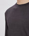 Satisfy Cloud Merino Long T-shirt (Black Wash)