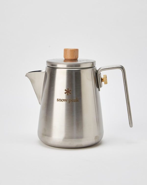 Snow Peak Field Barista Kettle (Stainless Steel)