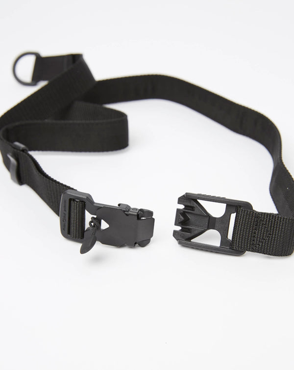 Snow Peak Quick Adjust Belt (Black)