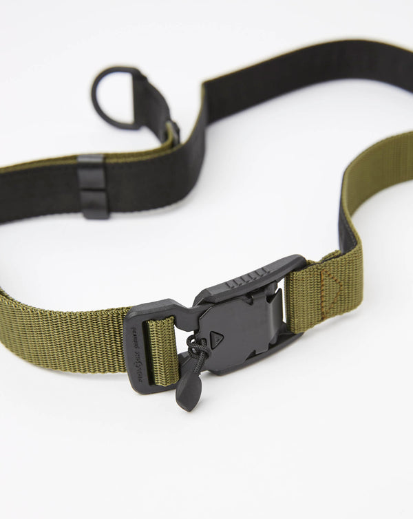 Snow Peak Quick Adjust Belt (Olive)