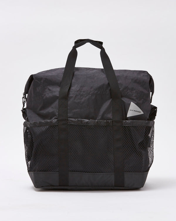 and Wander X-Pac 45L Tote Bag (Black)