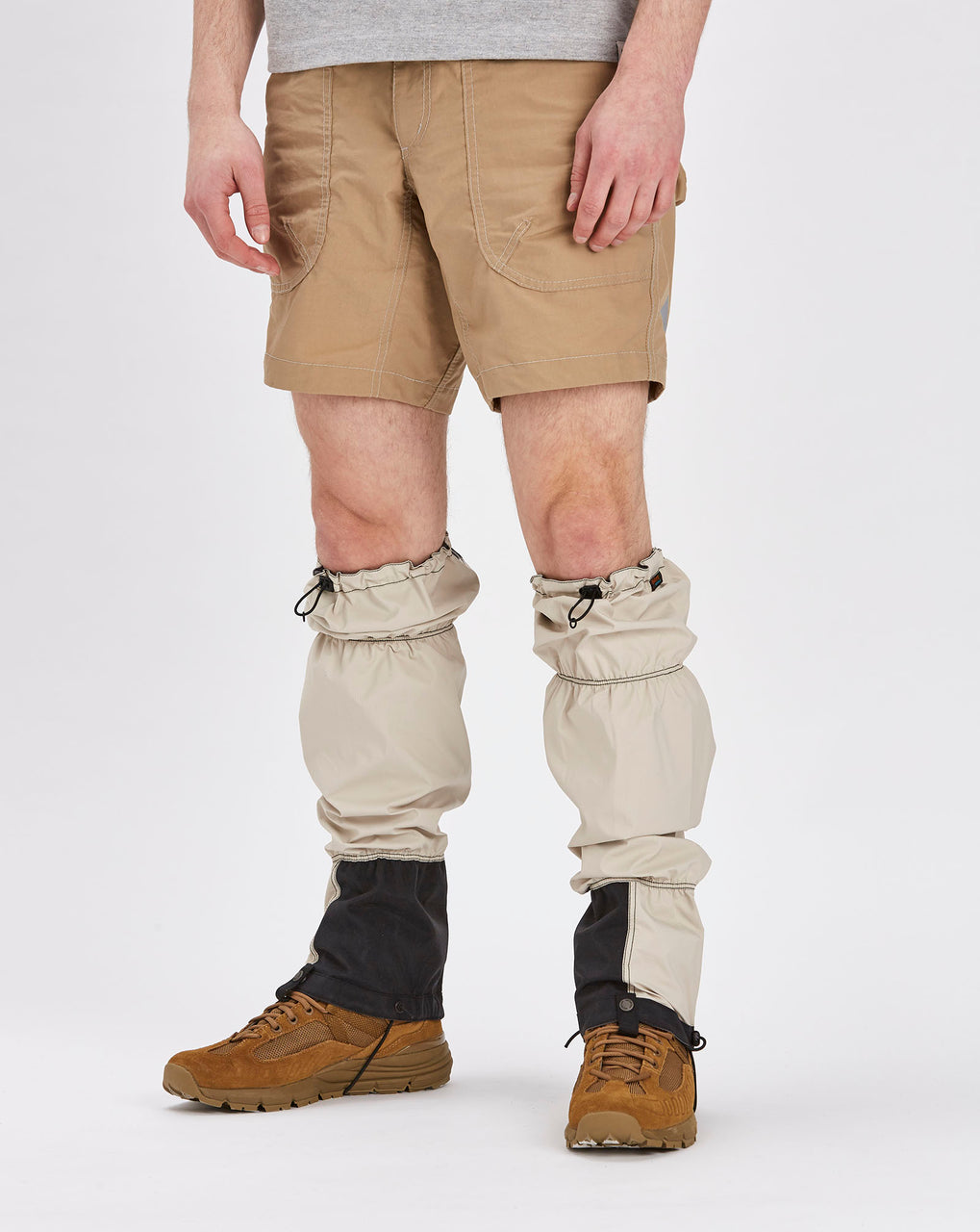 and Wander Event Rain Gaiter (Beige)