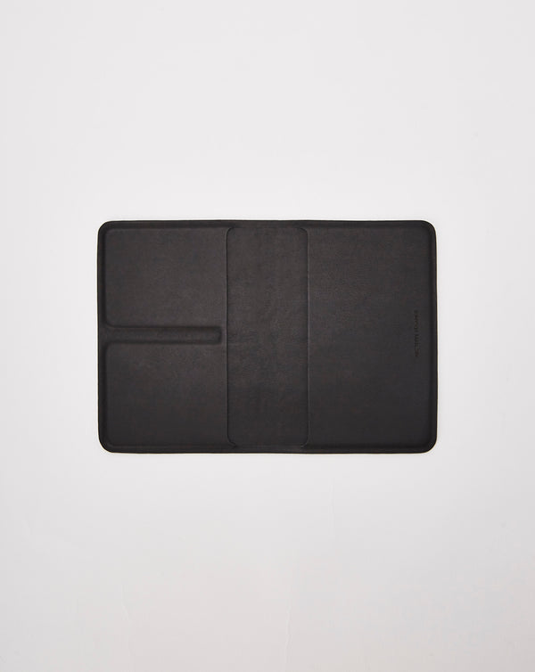 Veilance Casing Passport Wallet (Black)