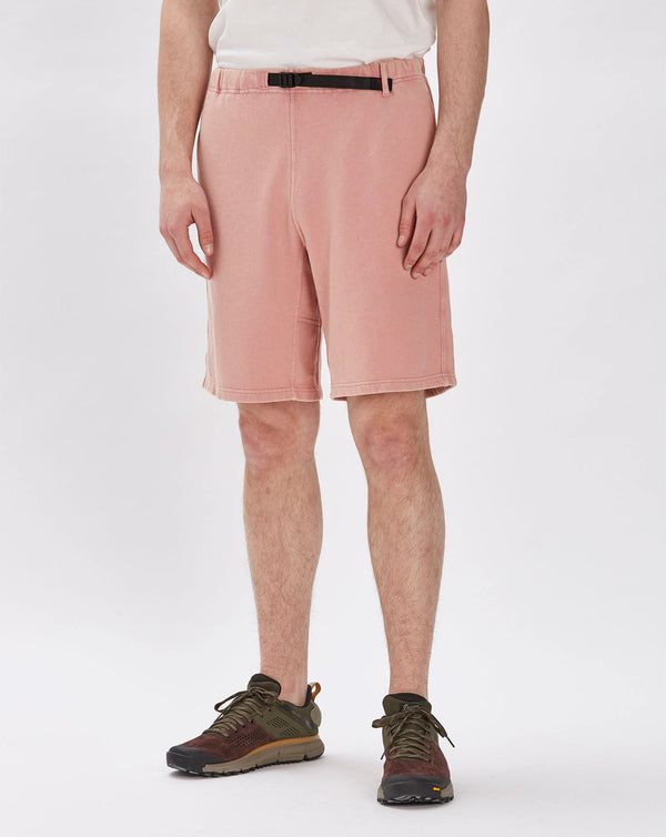 Gramicci Sweat G Shorts (Smokey Pink)