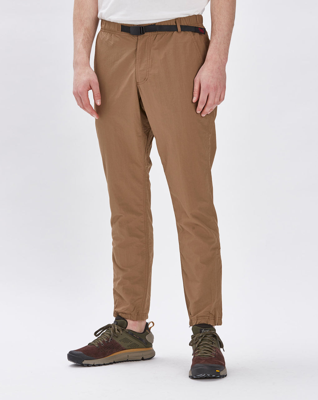 Gramicci Shell Jogger Pants (Tan)