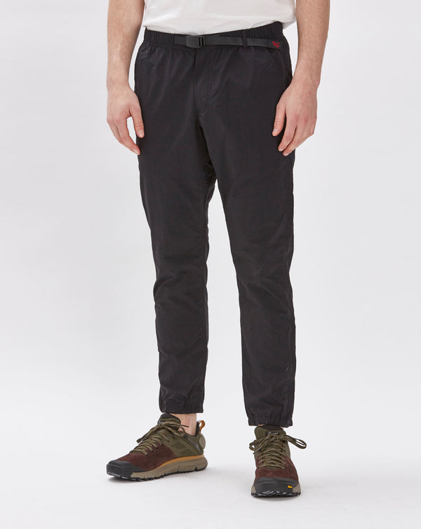 Gramicci Shell Jogger Pants (Black)
