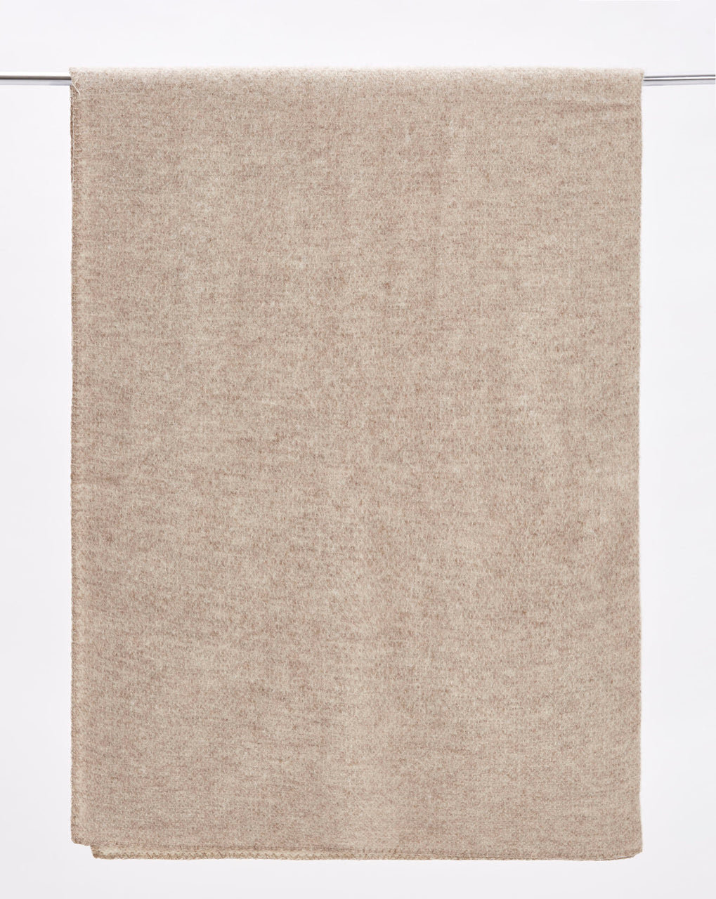 Klippan Peak Blanket (Natural Beige)