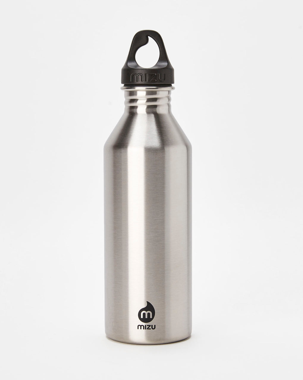 Mizu M8 with Loop Cap (Stainless/Black Print)