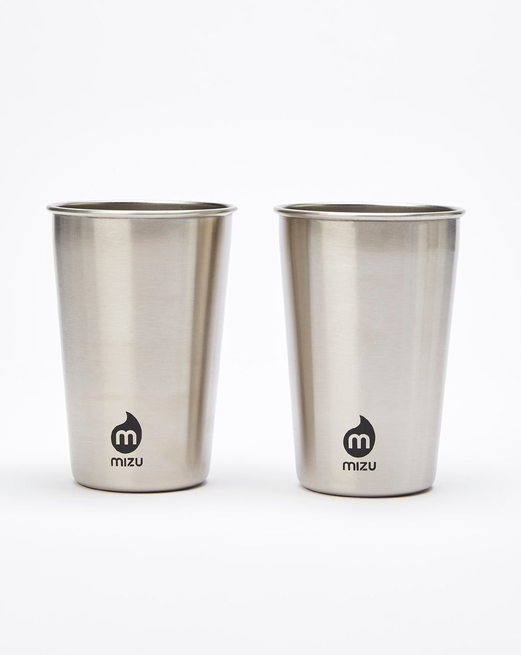 Mizu Party Cup 2 Pack (Stainless)