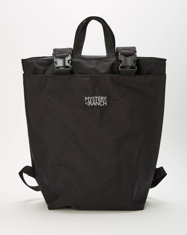 Mystery Ranch Booty Delux Convertible Backpack (Black)
