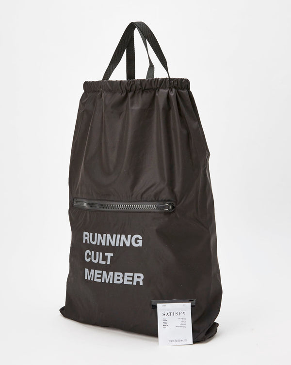 Satisfy The Gym Bag (Black)
