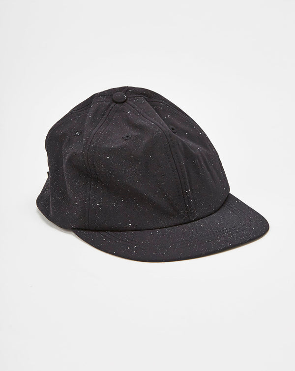 Satisfy Dynamic Running Cap (Black Splattered)