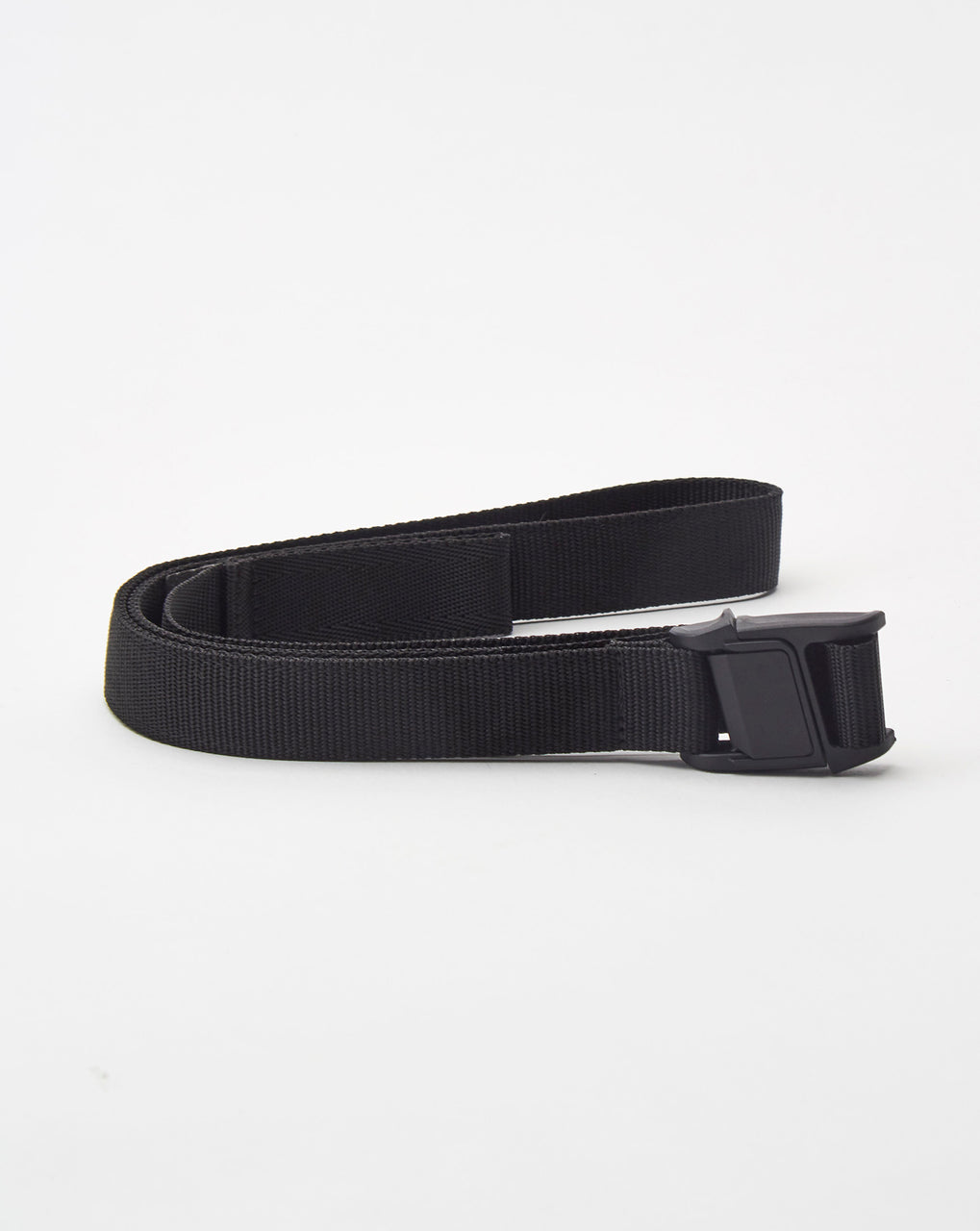 Snow Peak Plastic Buckle Belt Size 2 (Black)