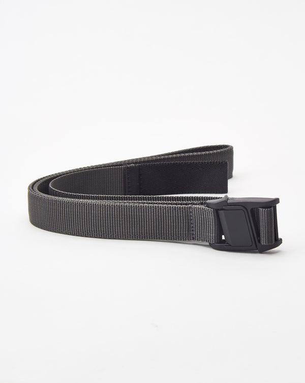 Snow Peak Plastic Buckle Belt Size 2 (Grey)
