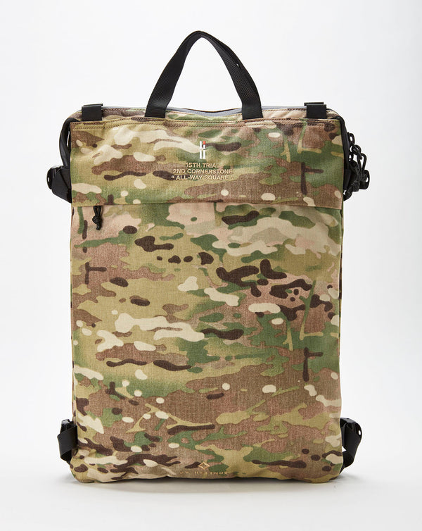 Helinox T.E.R.G. All Way Square Bag (Multicam)