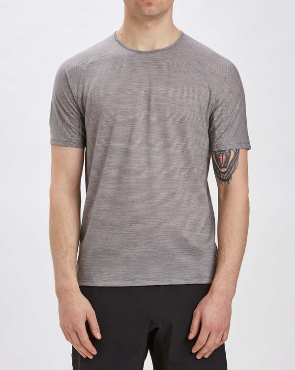 Veilance Cevian T-shirt (Stone Heather)