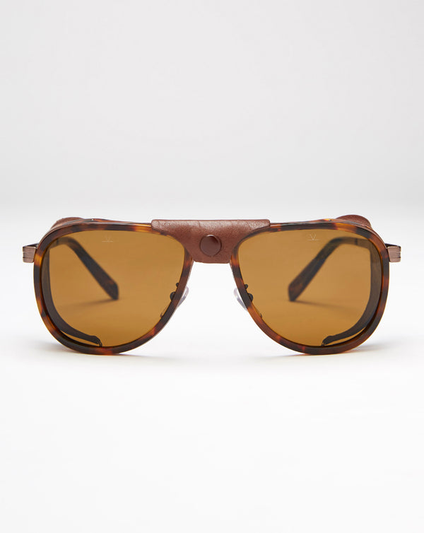 Vuarnet Glacier (Tortoise Shell/Brown Polar)
