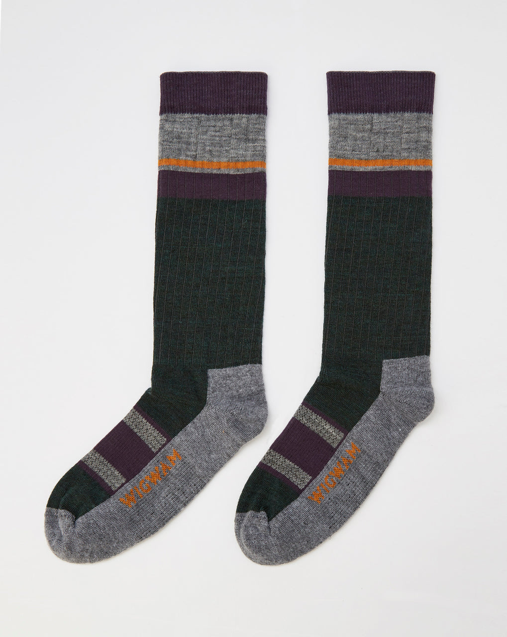 Wigwam Pikes Peak Pro Socks (June Bug)