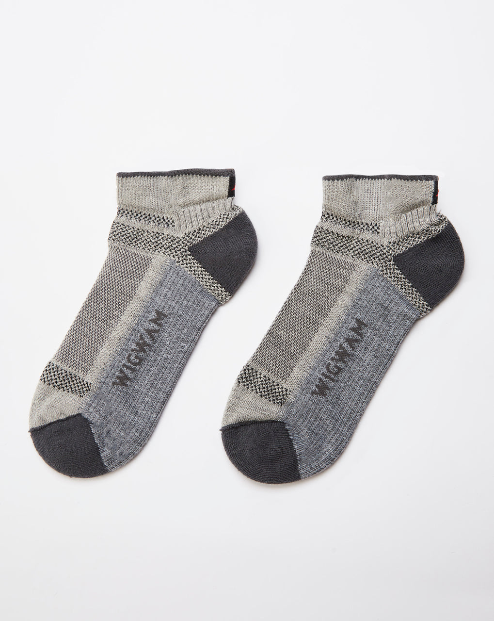 Wigwam Ultra Cool-Lite Low Socks (Grey)